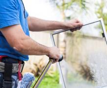 Residential Windowscreen Cleaning
